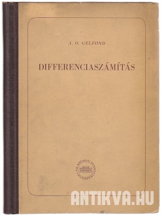 Differenciaszámítás