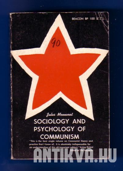 Sociology and Psychology of Communism