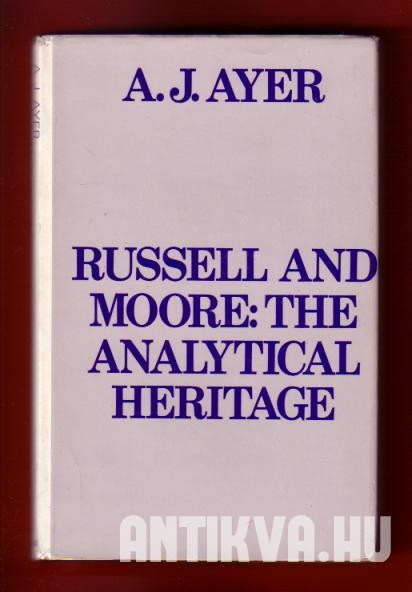 Russel and Moore. The Analitical Heritage