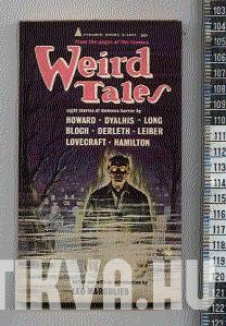 Weird Tales. Stories of Fantasy.
