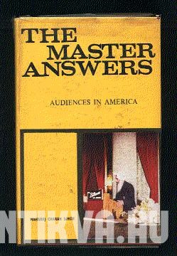 The Master Answers