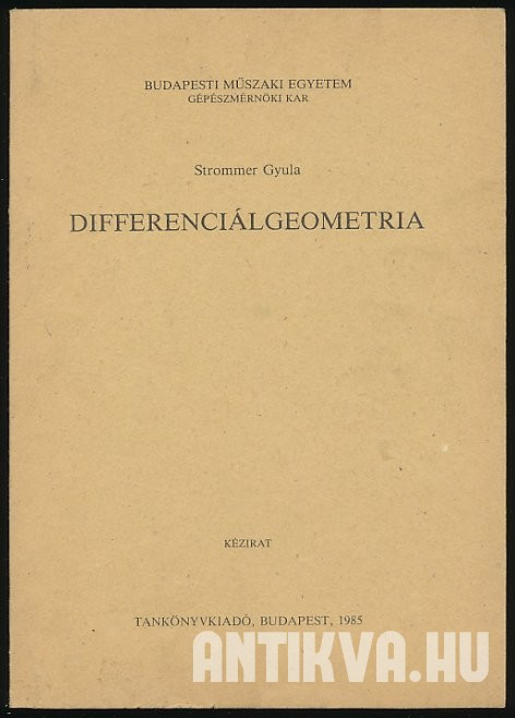 Differenciálgeometria