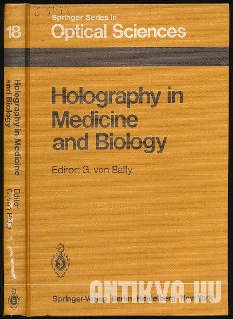 Holography in Medicine and Biology