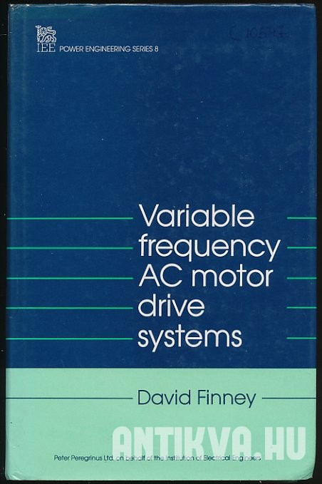 Variable Frequency AC Motor Drive Systems