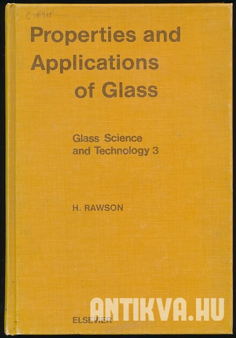 Properties and Applications of Glass