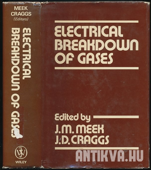 Electrical Breakdown of Gases