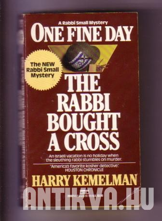 One fine day the rabbit bought a cross