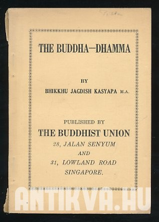 The Buddha-Dhamma