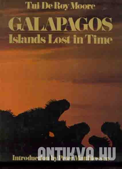 Galapagos. Islands Lost in Time.