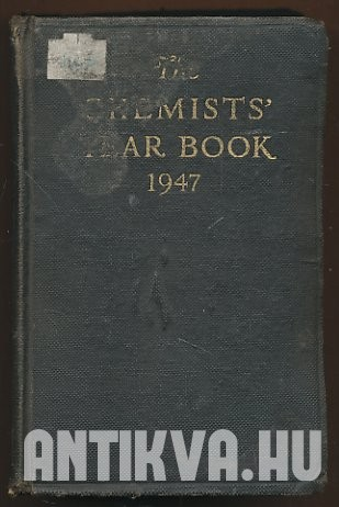 The Chemists' Year Book 1947