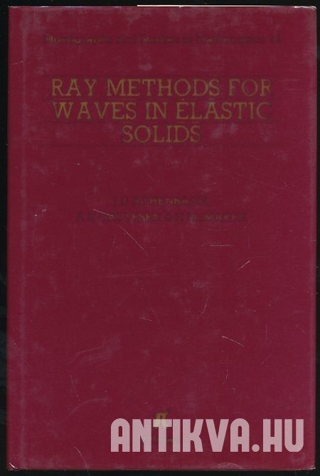 Ray  Methods for Waves in Elastic Solids