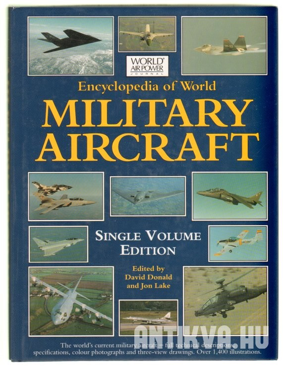 Encyclopedia of World Military Aircraft