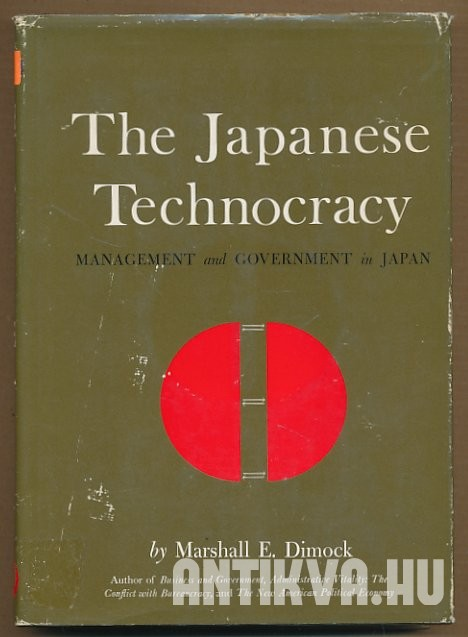 The Japanese Technocracy. Management and Government in Japan
