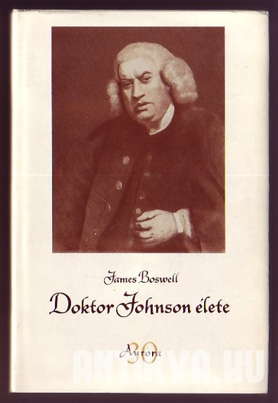 Doktor Johnson élete