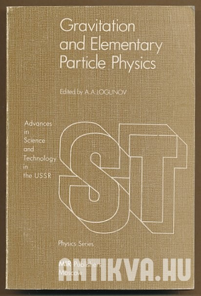Gravitation and Elementray Particle Physics