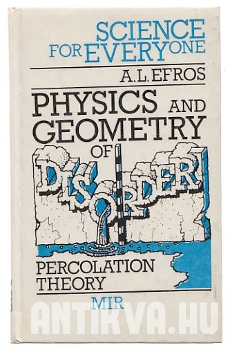 Physics and Geometry of Disorder