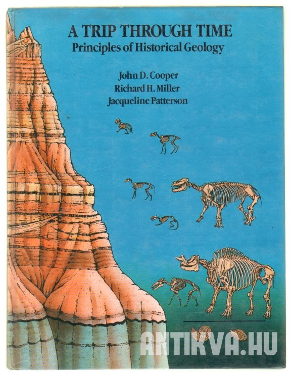 A Trip Through Time: Principles of Historical Geology