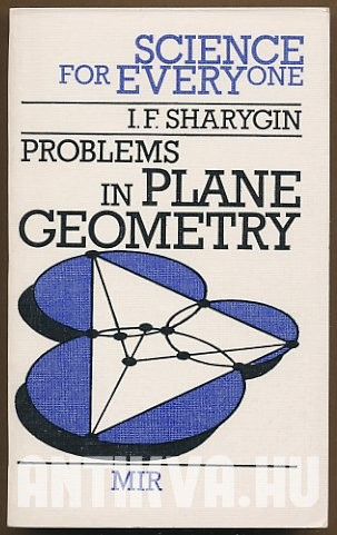 Problems in Plane Geometry