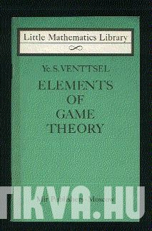 Elements of game theory