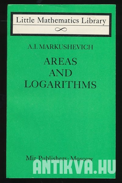 Areas and Logarithms