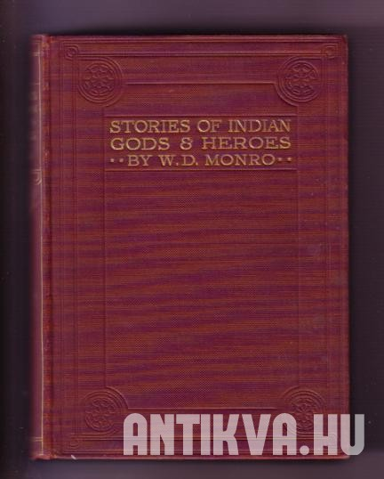 Stories of Indian Gods & Heroes