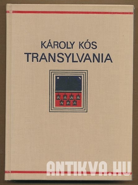 Transylvania. An Outline of its Cultural History