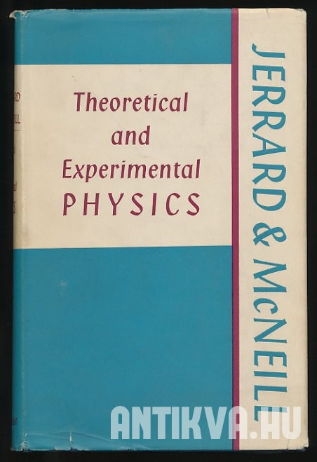 Theoretical and Experimental Physics