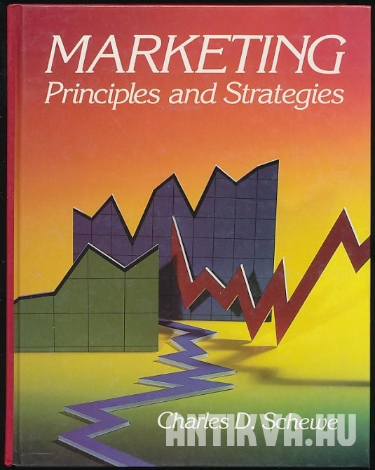 Marketing. Principles and Strategies
