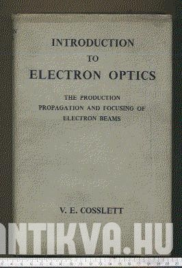 Introduction to Electron Optics