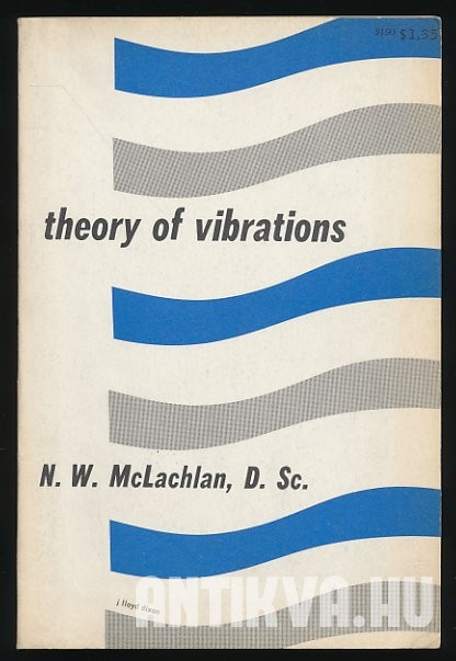 Theory of Vibrations