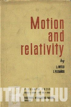 Motion and Relativity