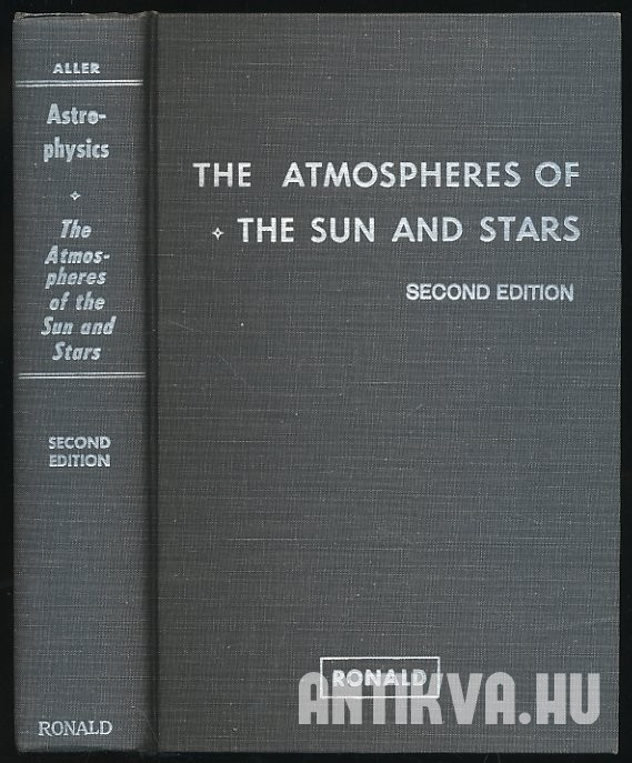 Astrophysics. The Atmospheres of the Sun and Stars