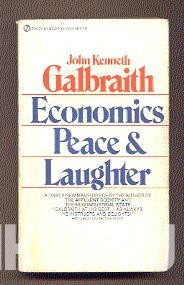 A Contemporary Guide to Economics Peace and Laughter