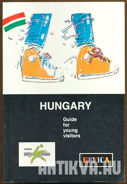 Hungary. Guide for young visitors