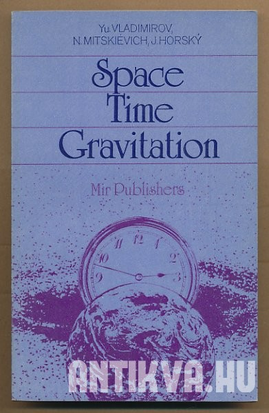 Space Time Gravitation