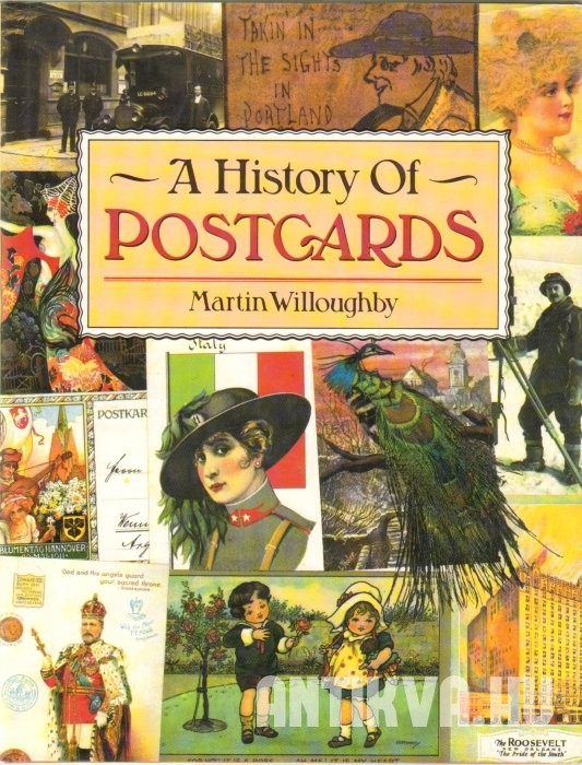 A History of Postcards