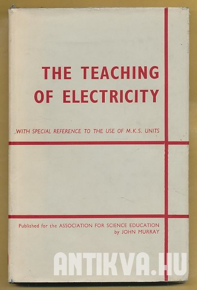 The Teaching of Electricity