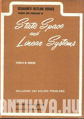 Schaum's Outline of Theory and Problems of State Space and Linear Systems