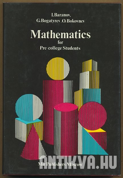 Mathematics for Pre-college Students