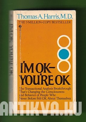 I'm Ok You're Ok