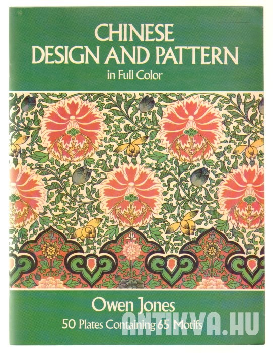 Chinese Design & Pattern in Full Color