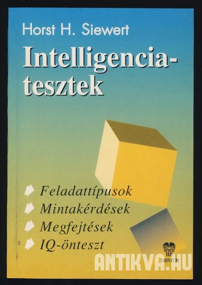 Intelligenciatesztek