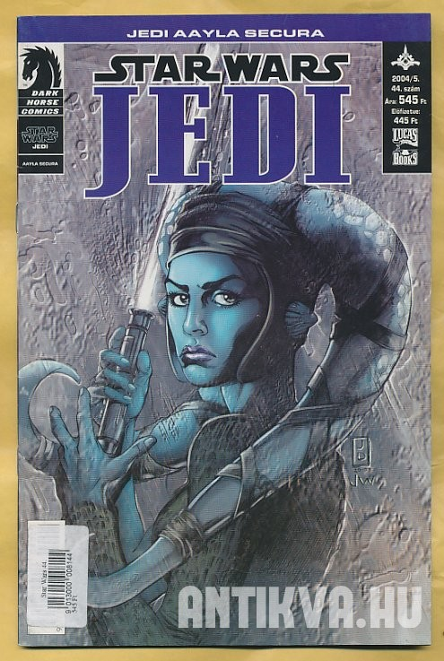 Star Wars. Jedi. Aayla Secura. 2004/5. 44. szám