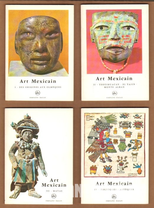 Art Mexicain I-IV.