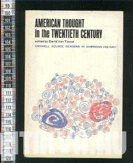 American Thought in the Twentieth Century
