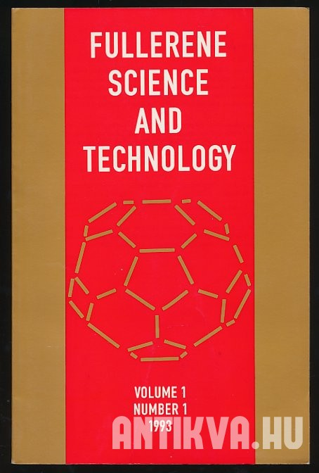 Fullerene Science and Technology. Vol. 1, No. 1, 1993.
