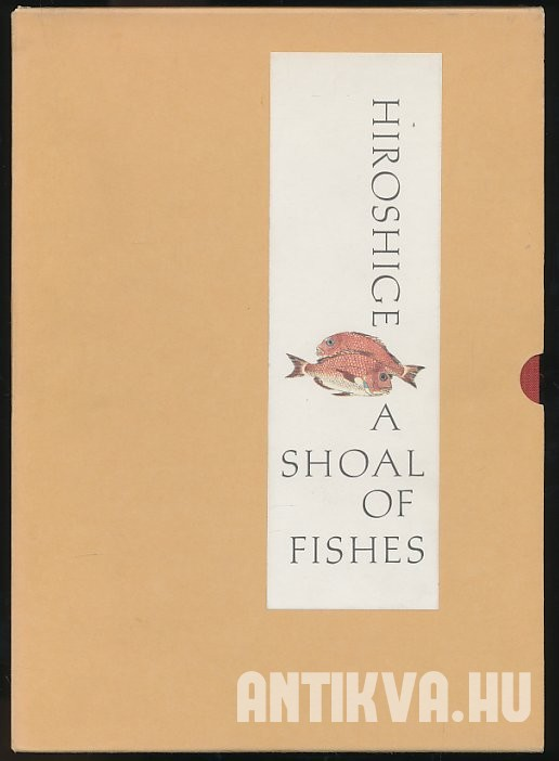 Hiroshige: A Shoal of Fishes