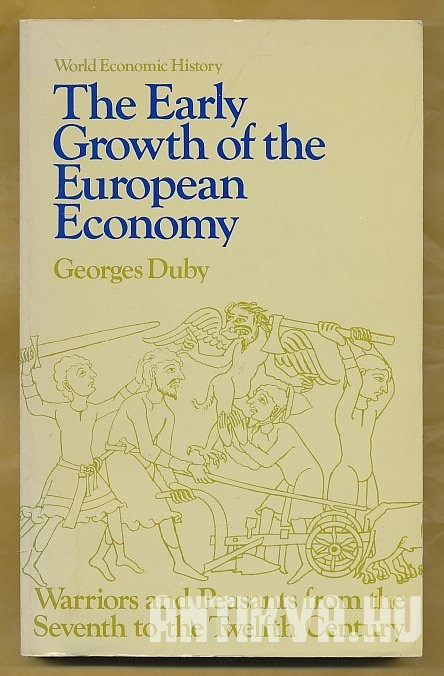 The Early Growth of the European Economy
