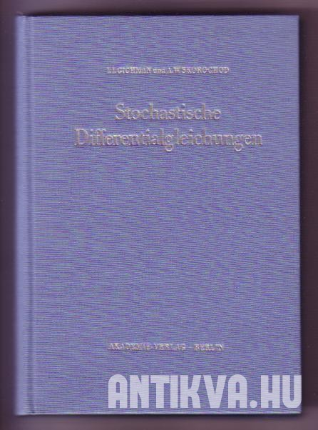 Stochastische Differentialgleichungen