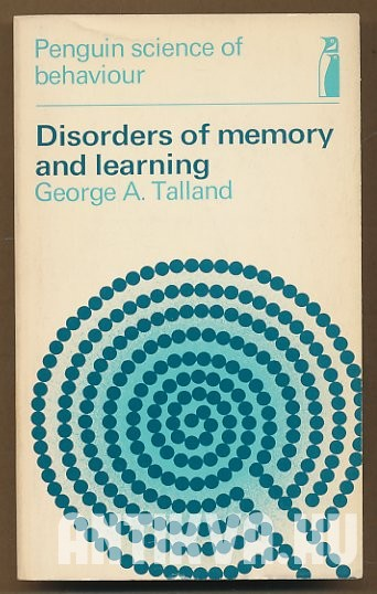Disorders of Memory and Learinig